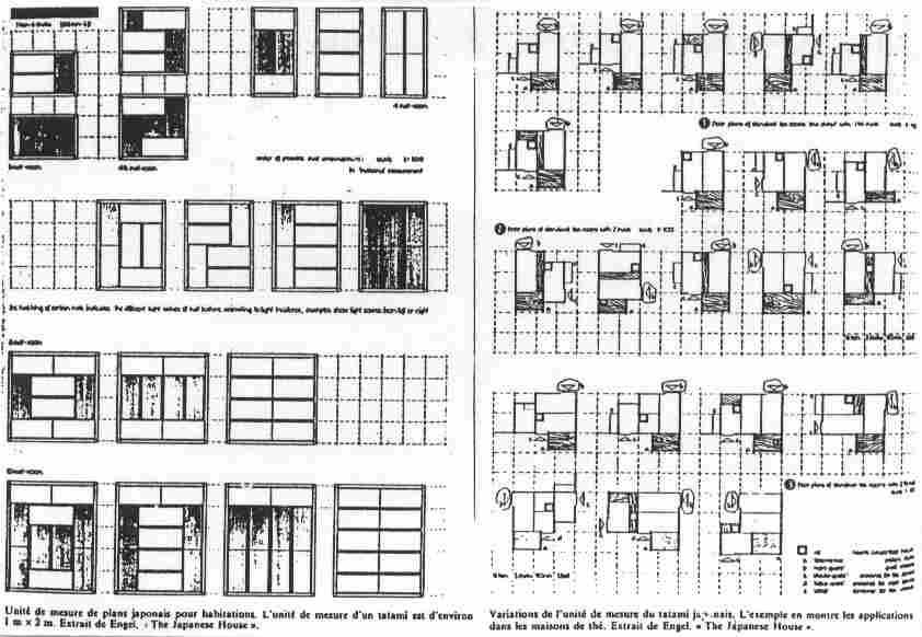 Japonisme et architecture les th ories allemandes for Architecture japonaise traditionnelle